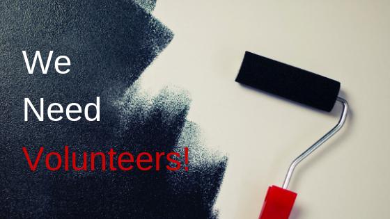 Volunteer Days The Next Two Saturdays!